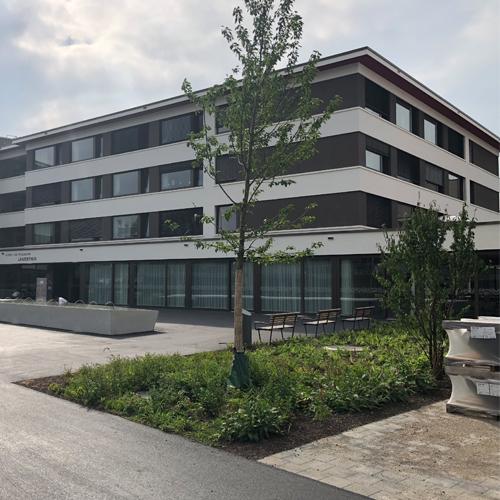 Alters- und Pflegeheim Länzerthus, Rupperswil